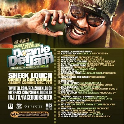 Sheek Louch Mixtape