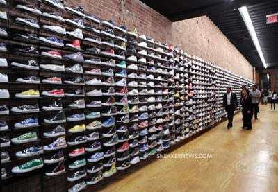 Sneakers Store New York