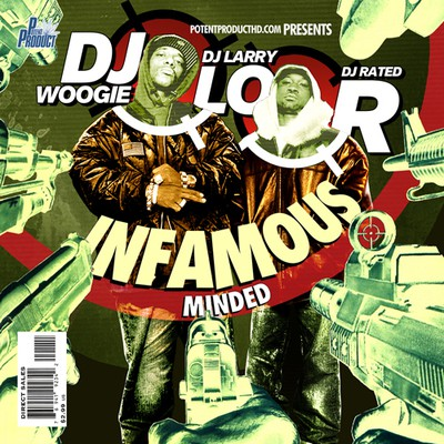 Mobb Deep - Infamous Minded Cover