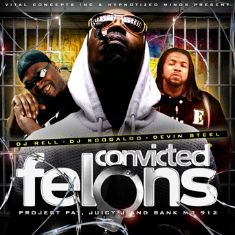Convicted Felons Cover