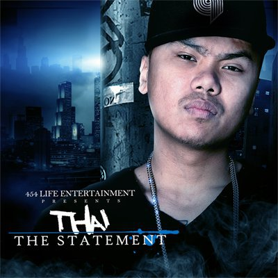 Thai - The Statement Cover