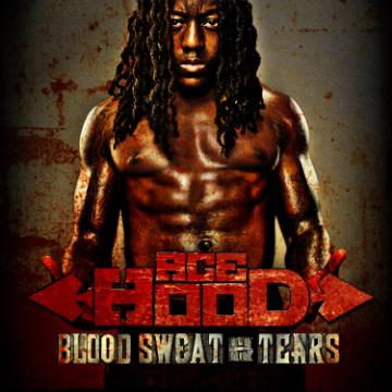 ace hood blood sweat & tears cover