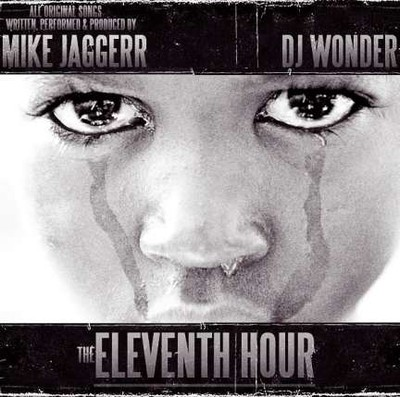 Mike Jaggerr - The Eleventh Hour Cover