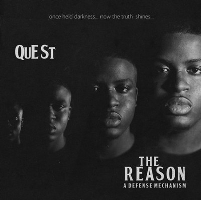 QuESt - The Reason. A Defense Mechanism Cover