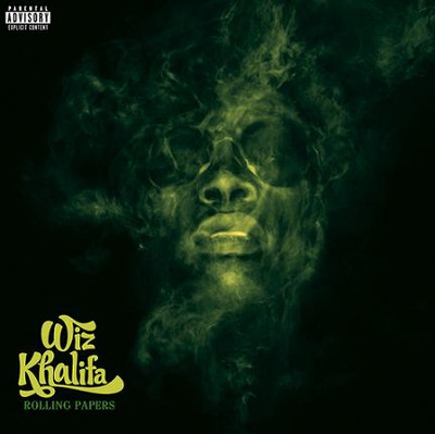 Wiz Khalifa - Rolling Papers Cover