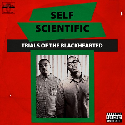 Self Scientific - Trails Of The Blackhearted EP Cover