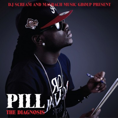 Pill The Diagnosis Cover