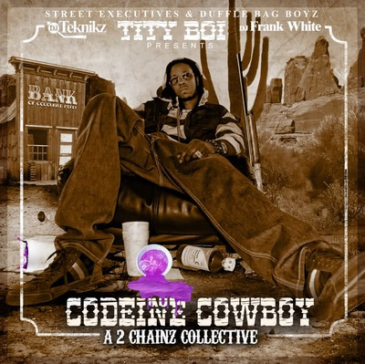 Tity Boi - Codeine Cowboys Cover