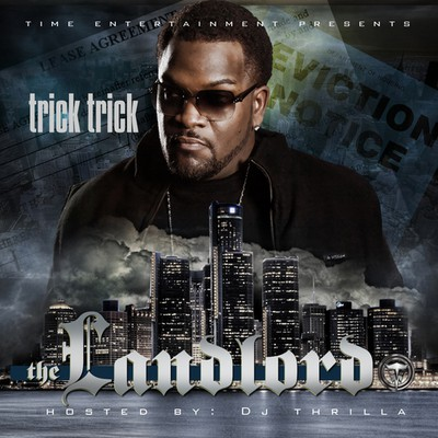 Trick Trick Landlord Cover