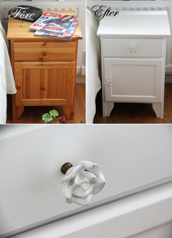 Make over nightstand