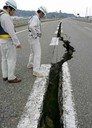 japan jordbävning earthquake