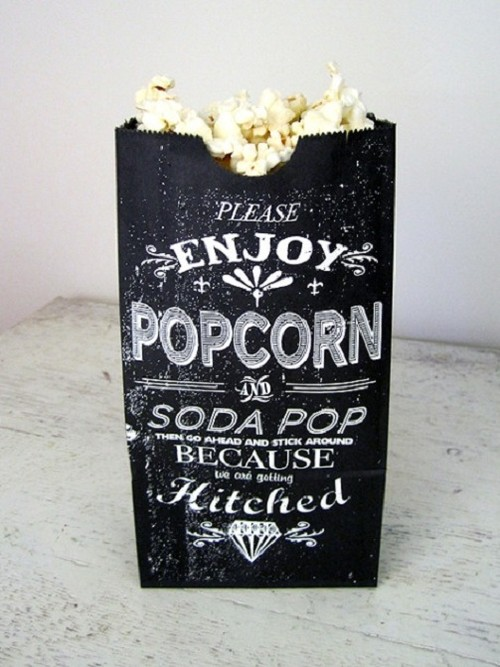 PLEASE ENJOY POPCORN