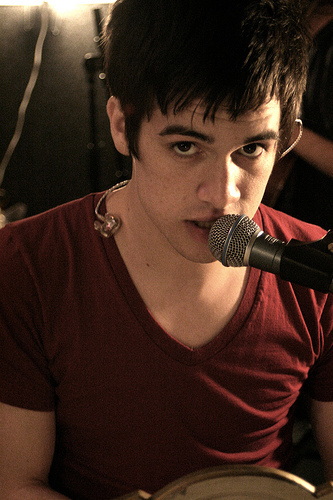 My new favorite picture of Brendon <3
