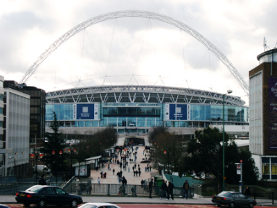 Nya Wembley hel