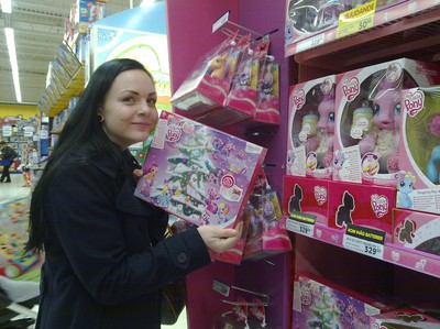 Jag i my little pony heaven