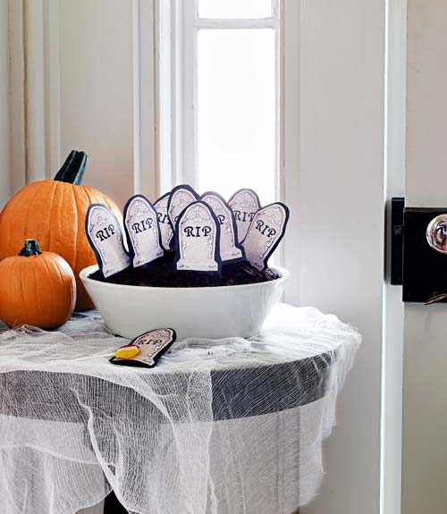 There is no place like home - Decoracion mesa halloween ...