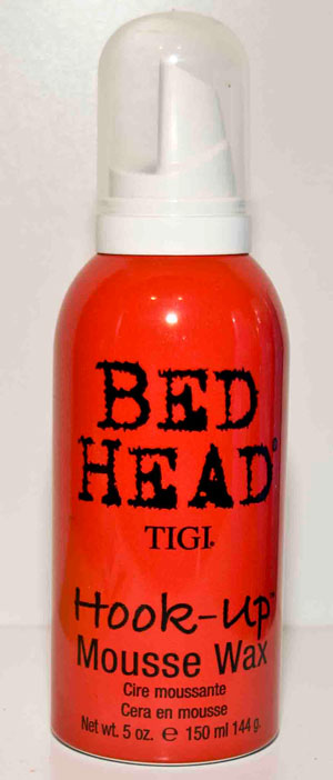 Buy Tigi Bed Head Hook-up Mousse Wax at Hair Supermarket