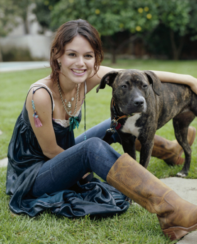 Rachel Bilson cool clothes