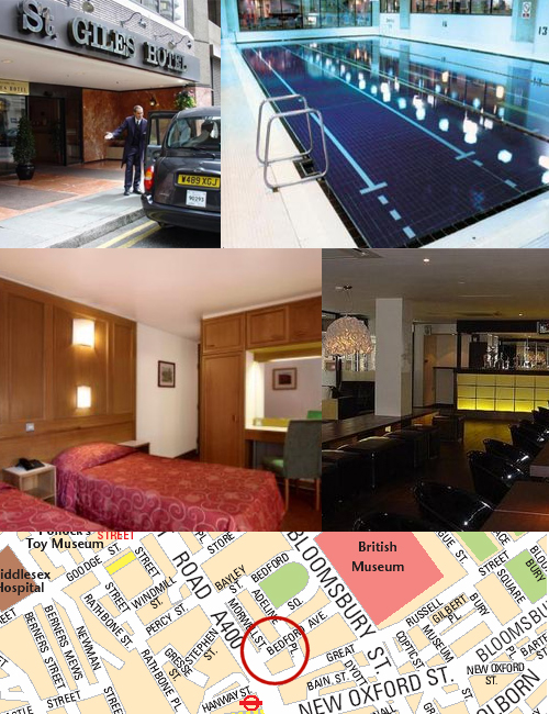 London hotell