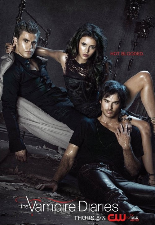 TV Vampyrer  Vampire Diaries
