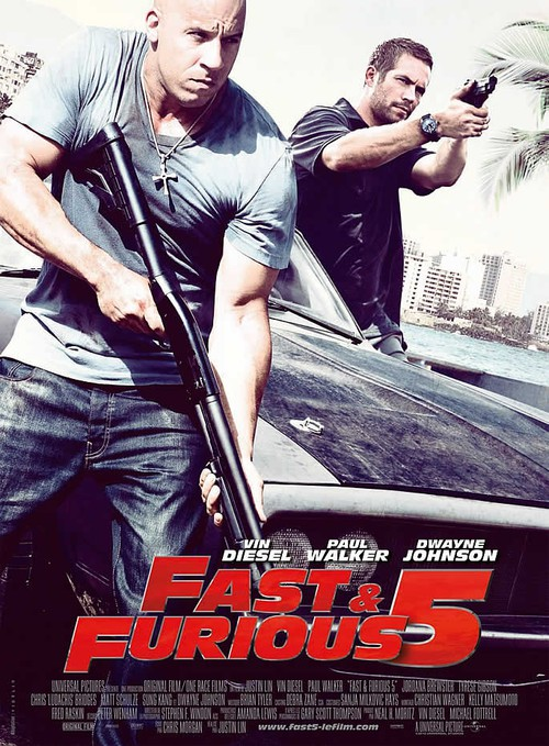 Fast & Furious 5 , Fast Five