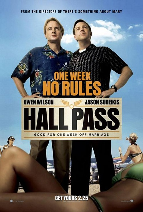 Film: Hall Pass  - Betyg * * *