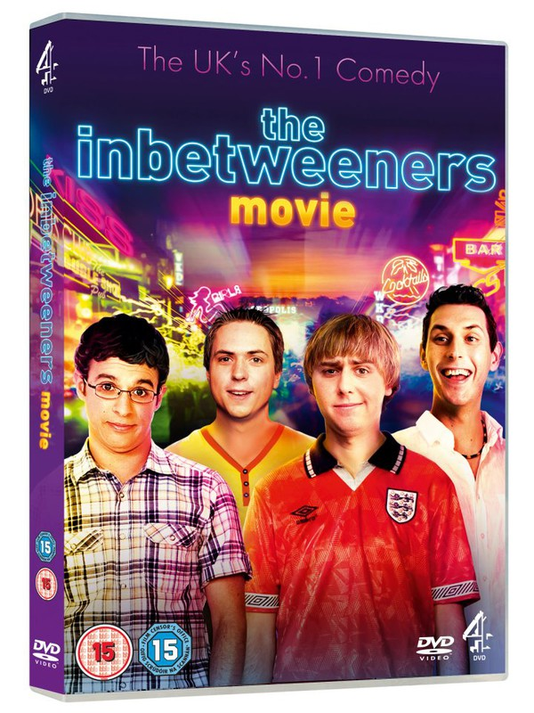 Film: The Inbetweeners Movie - Små rolig ungdomsfilm