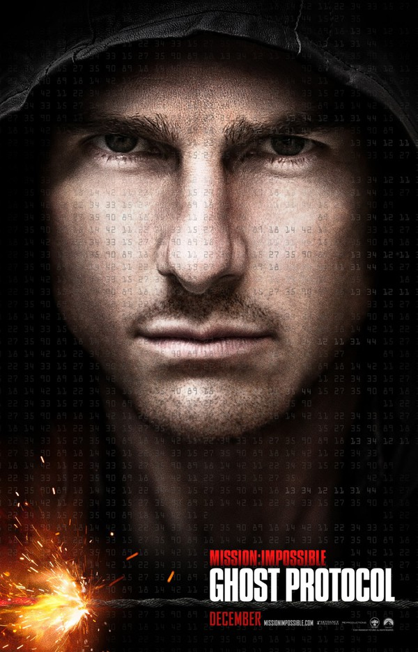 Mission: Impossible - Ghost Protocol är vinnaren på Biotoppen USA