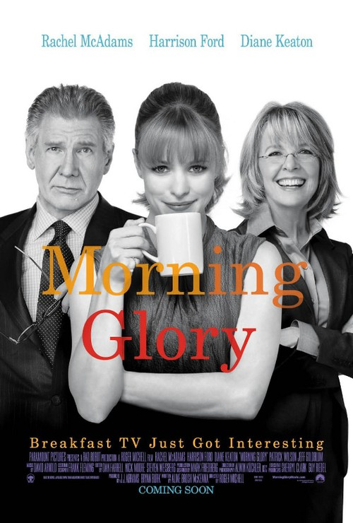 Film: Morning Glory - Betyg * * ½