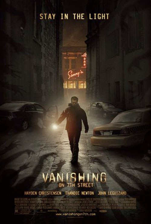 Film: Vanishing on 7th Street - Betyg * *
