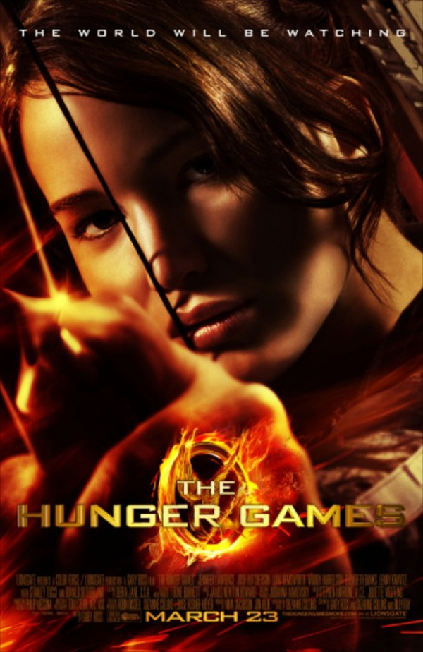 Film: The Hunger Games - Seriös och sparsam
