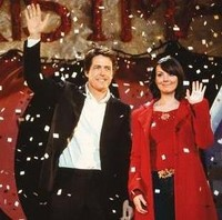 Hugh Grant & Martine McCutcheon