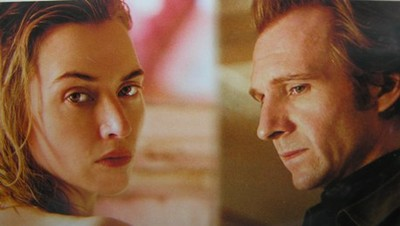 Kate Winslet & Ralph Fiennes i filmen The Reader