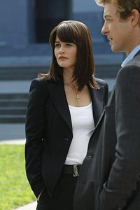 Robin Tunney i The Mentalist