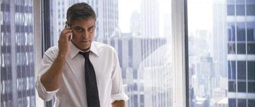 George Clooney i Michael Clayton