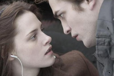 Twilight med Kirsten Stewart & Robert Pattinson