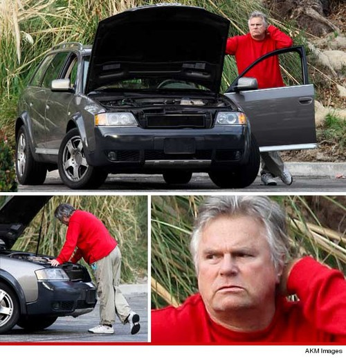 MacGyver - Fail To Fix Car - Richard Dean Anderson