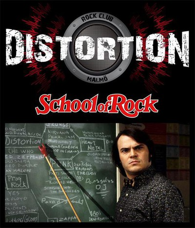 Distorted School Of Rock