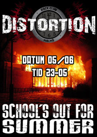 Distortion - School's Out!