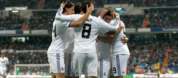 Real Madrid (mot Levante)
