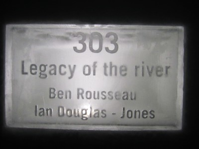 Legacy of the river