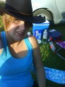 Me in the cowbojsa hatt