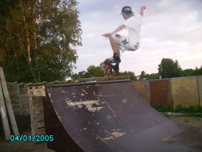 ollie air,  Anton ons. session
