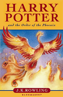 and the order of the phoenix cover