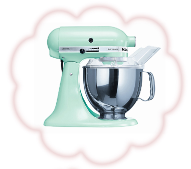 Kitchen Aid köksmaskin