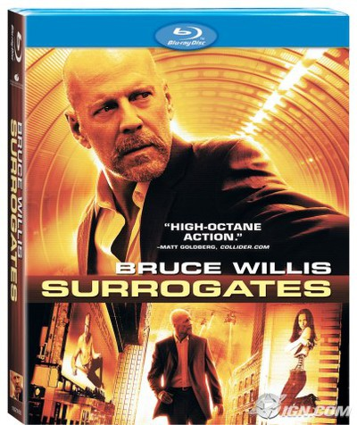 Surrogates med Bruce Willis