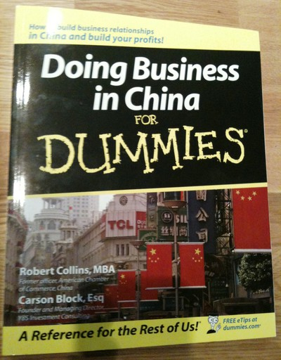 china for dummies