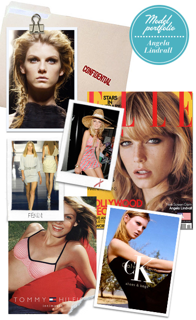 Model Portfolio - Angela Lindvall
