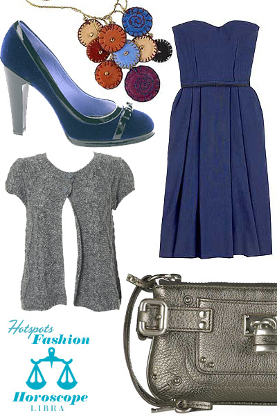 Hotpot Fashion Horoscope - Libra