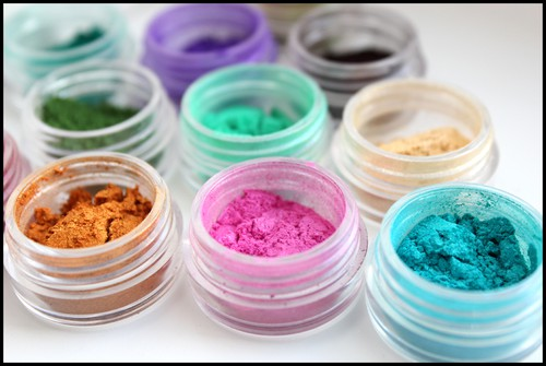 Mad mineral makeup